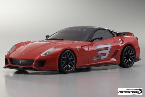 Ferrari 599XX Red (32812R, 98 mm)