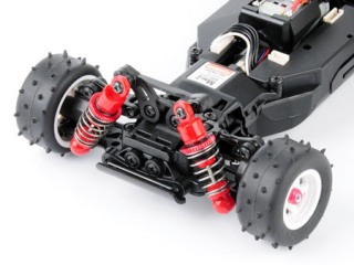 Тюнинг амортизаторов Mini-Z Buggy от Atomic