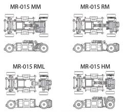 Mini-Z MR-015