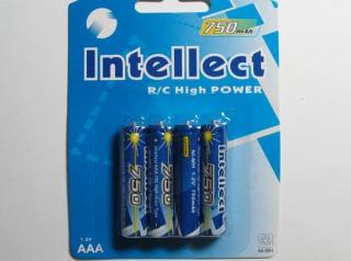 Аккумуляторы Intellect AAA