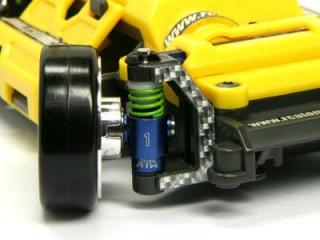 Усиление передней подвески Mini-Z