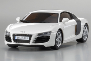 Audi R8 2006 White