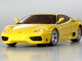 Ferrari 360 Modena Yellow