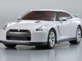 NISSAN GT-R R35 White Pearl