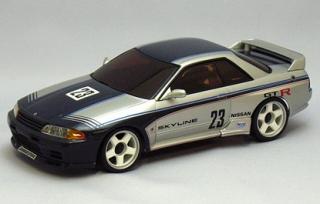 NISSAN SKYLINE GT-R R32 No.23