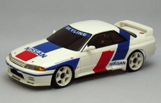 NISSAN SKYLINE GT-R R32 Racing School