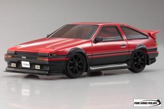 TOYOTA SPRINTERT TRUENO AE86 Red