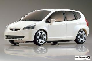 Honda Fit Pearl White