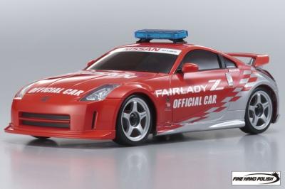 NISSAN FAIRLADY 350Z Safety Car