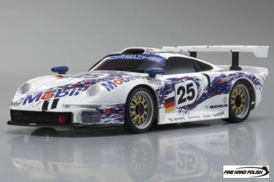 PORSCHE 911 GT1 Le Mans 1996