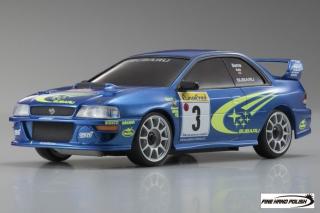 Subaru Impreza №3 WRC 2000