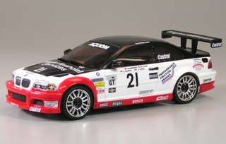 BMW M3 GTR 24th Daytona 2004 No.21