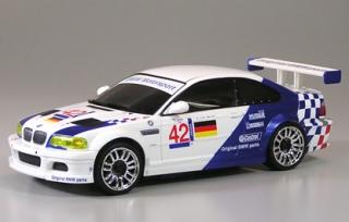 BMW M3 GTR ALMS 2001 No.42