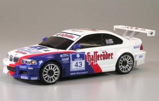 BMW M3 GTR Nurburgring 24th 2003 No.43