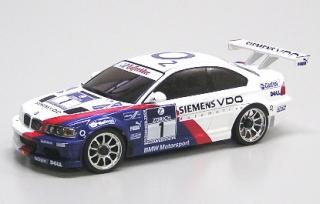 BMW M3 GTR Nurburgring 24th 2005 No.1