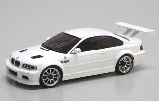 BMW M3 GTR White body