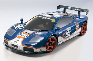 McLaren F1 GTR Gulf Racing