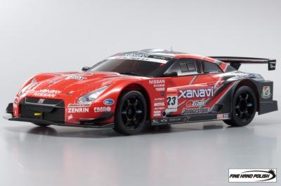 NISSAN XANAVI NISMO GT-R 2008