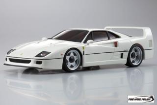 Ferrari F40 White