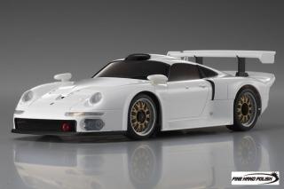 Porsche 911 GT1 White