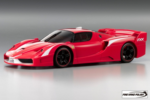Ferrari FXX Evoluzione Red (32816R, 98 mm)