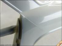 Грунтовка пластикового кузова Mini-Z