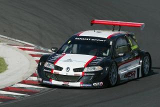 Renault Megane Trophy 2006 Tech 1 Racing
