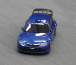 SUBARU Impreza WRX STI 2008 Blue2
