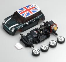 Mini Cooper S Metallic Green UK
