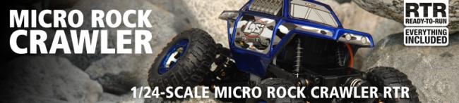 Team Losi Micro Rock Crawler