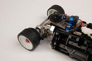 Новая моторама для Mini-Z