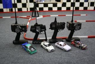 1 этап соревнований в RC Garage 713