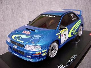 Subaru Impreza No 3 WRC 2000