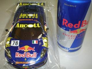 Ferrari F430 GT Red Bull 78 Le Mans 2007_001
