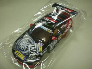 Porsche 911 RSR Nurburgring 2005 No135 Team Yokohama_001