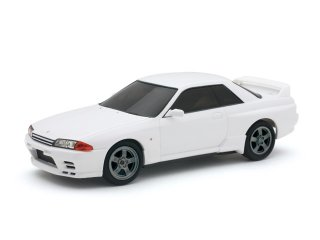 SKYLINE GT-R GROUP-A RACING White