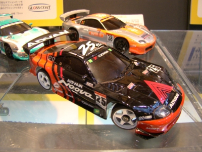 Toyota Advan Supra JGTC 2003 GT