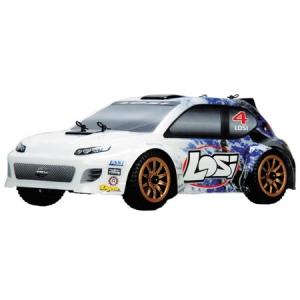 Losi Rally Car
