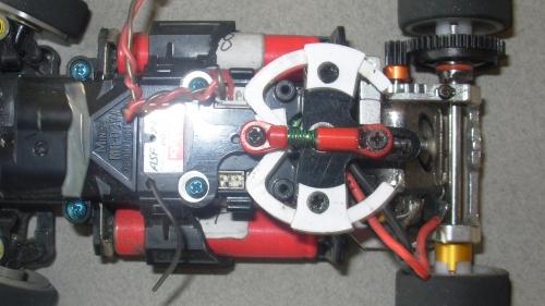 Демпфер Mini-Z от Mantis Worx