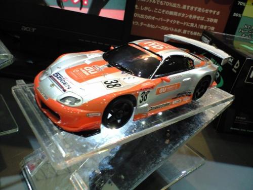 Toyota Supra Cerumo JGTC 2003