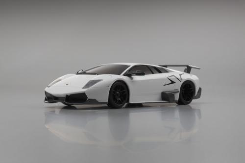 Lamborghini Murcielago LP670-4 SV Pearl White