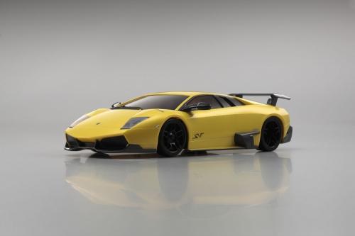 Lamborghini Murcielago LP670-4 SV Pearl Yellow