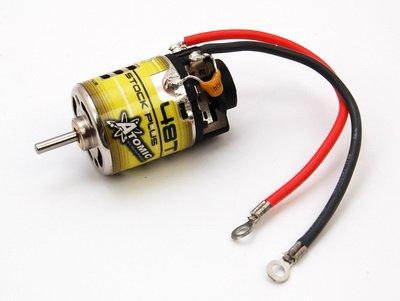 moteur atomic
