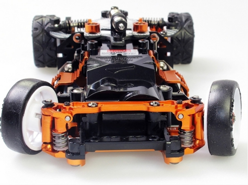 Независимая передняя подвеска A-Arm для шасси Mini-Z MR-03 от PN Racing