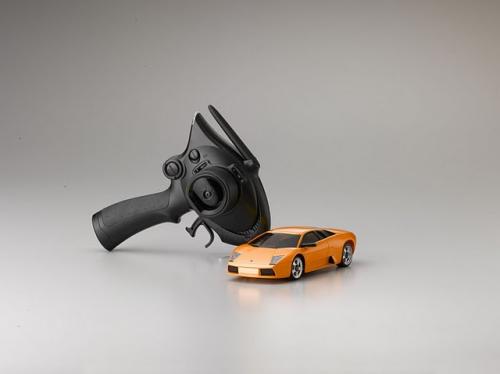 Шасси MR-02EX-MM с кузовом Murcielago Pearl Orange