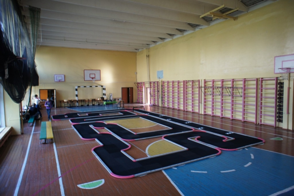 Russian Mini-Z club challenge - этап 1