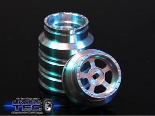 Алюминиевые диски для Mini-Z Buggy