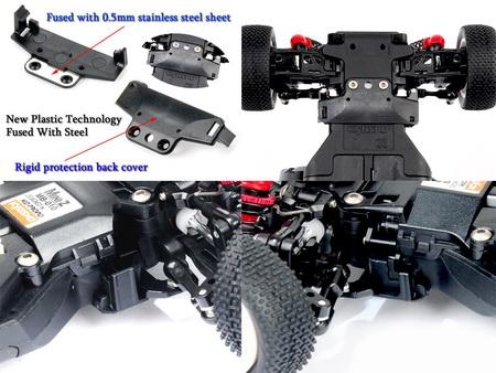 Защита скелета шасси Mini-Z Buggy от Atomic