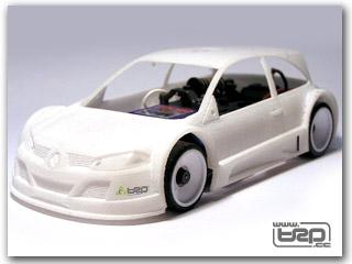 Renault Megane TRP Scale