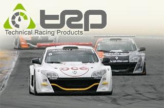 Логотип TRP